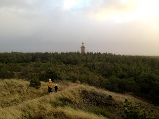 Saturday outing at Lodbjerg Fyr (Lighthouse)