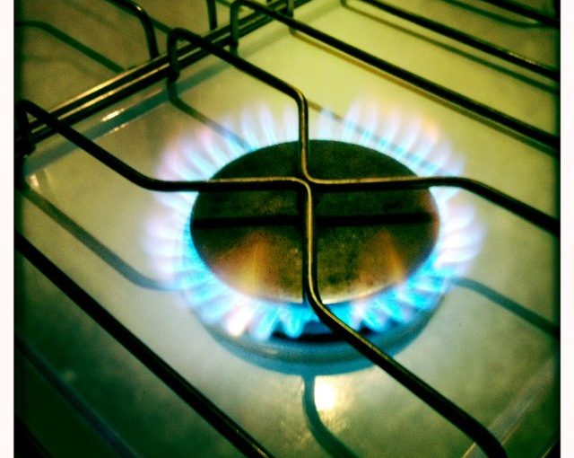 Goodbye electric stove… Hello gas stove! Hurray!!!