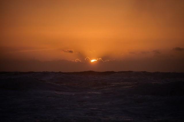 Nr. Vorupør Sunset